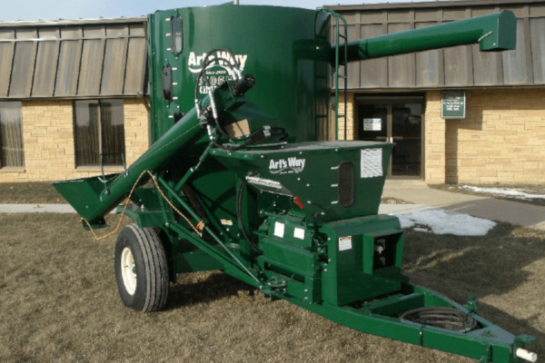 Art's Way | Hammer Mill Grinder Mixers | Model 6105 Grinder Mixer for sale at Red Power Team, Iowa