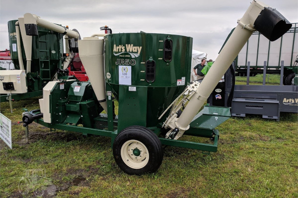 Art's Way | Hammer Mill Grinder Mixers | Model JR50 & JR75 Grinder Mixer for sale at Red Power Team, Iowa
