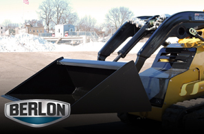 We work hard to provide you with an array of products. That's why we offer Berlon Attachments for your convenience.