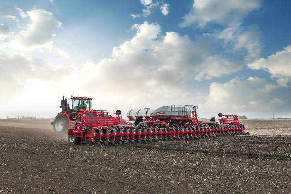 Case IH | Planting & Seeding | 1200 Series Early Riser® Planter for sale at Red Power Team, Iowa