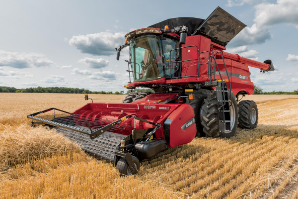 Case IH | Pick Up Heads | Model 3016 12-foot Grass Seed for sale at Red Power Team, Iowa