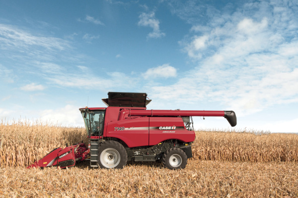Case IH | Corn Heads | Model 4408F Corn Head for sale at Red Power Team, Iowa