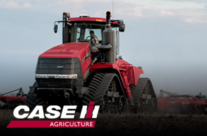 We work hard to provide you with an array of products. That's why we offer Case IH for your convenience.