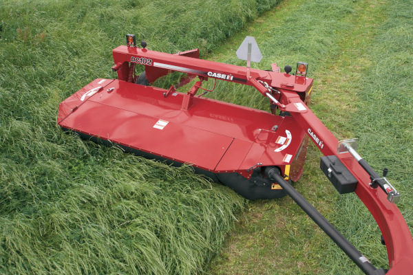 Case IH | Disc Mower Conditioners | Model DC102 for sale at Red Power Team, Iowa