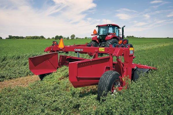 Case IH | Disc Mower Conditioners | Model DC103 for sale at Red Power Team, Iowa