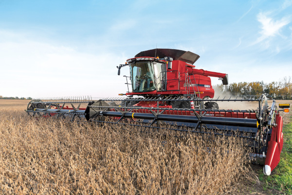Case IH | Harvesting Equipment | Draper Heads for sale at Red Power Team, Iowa
