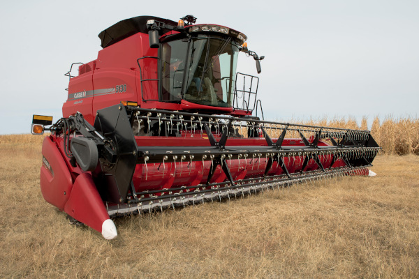 Case IH | Harvesting Equipment | Flex Auger Heads for sale at Red Power Team, Iowa