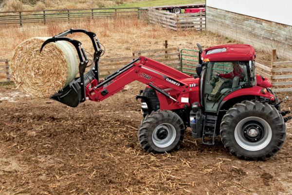 Case IH | Loader Attachments | Grapple Buckets for sale at Red Power Team, Iowa