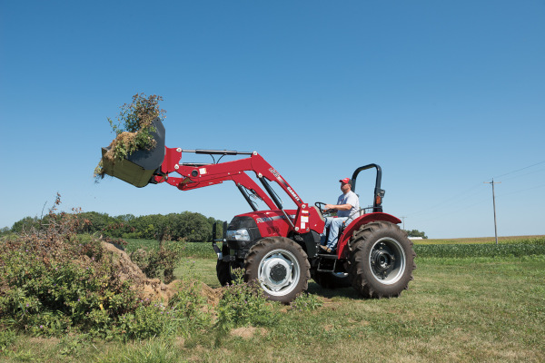 Case IH | Loaders & Attachments | L505 Series Loaders for sale at Red Power Team, Iowa
