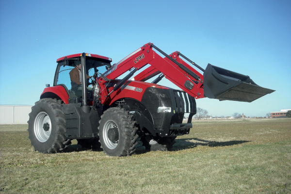 Case IH | L705 Series Premium Loaders | Model L795 for sale at Red Power Team, Iowa