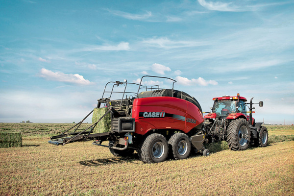 Case IH | Balers | Large Square Balers for sale at Red Power Team, Iowa