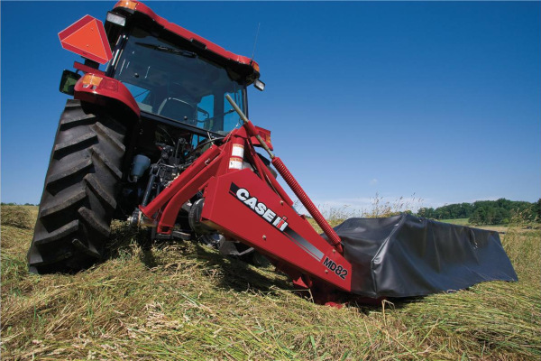 Case IH | Disc Mowers | Model MD92 (HD) Rotary Disc Mower for sale at Red Power Team, Iowa