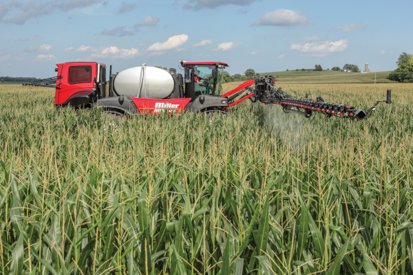 Case IH | Application Equipment | Miller Nitro® Series Sprayers for sale at Red Power Team, Iowa