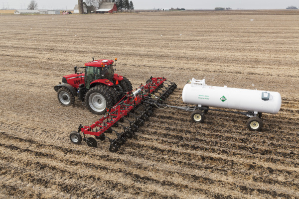 Case IH | Nutri-Placer® Pull-type Fertilizer Applicators | Model  Nutri-Placer 5300 for sale at Red Power Team, Iowa