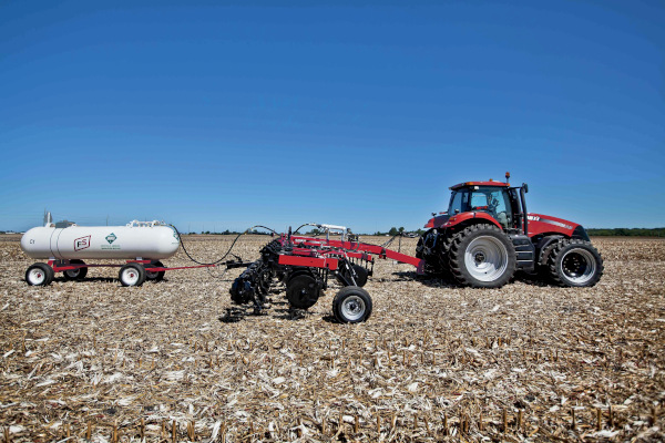 Case IH | Nutri-Placer® Pull-type Fertilizer Applicators | Model Nutri-Placer 930 for sale at Red Power Team, Iowa