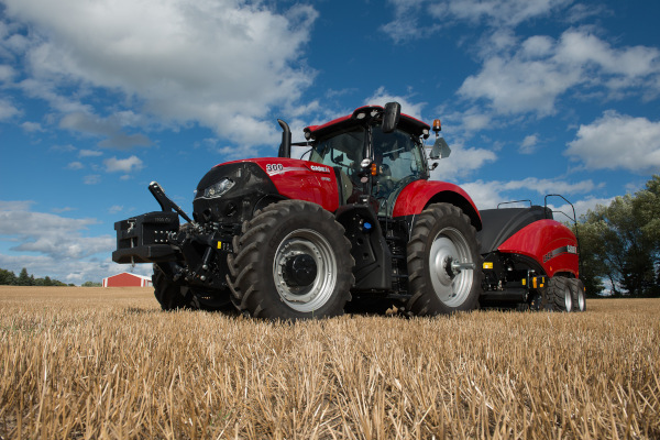 Case IH | Tractors | Optum™ Series for sale at Red Power Team, Iowa