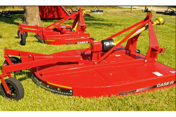 Case IH | Tractor Attachments & Implements | Rotary Cutters for sale at Red Power Team, Iowa