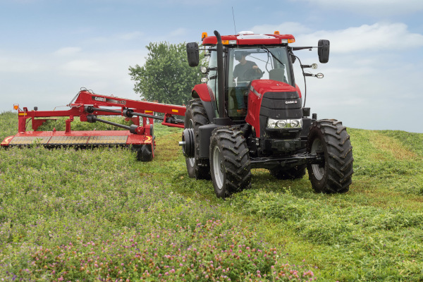 Case IH | Mowers & Conditioners | Disc Mower Conditioners for sale at Red Power Team, Iowa