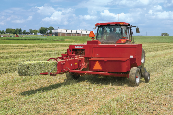 Case IH | Small Square Balers | Model SB541 Small Square Baler for sale at Red Power Team, Iowa