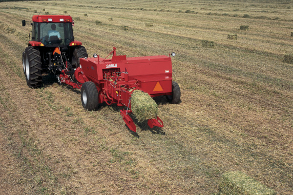 Case IH | Small Square Balers | Model SB551 Small Square Baler for sale at Red Power Team, Iowa