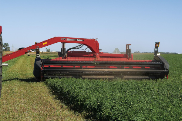 Case IH | Mowers & Conditioners | Sicklebar Mower Conditioners for sale at Red Power Team, Iowa