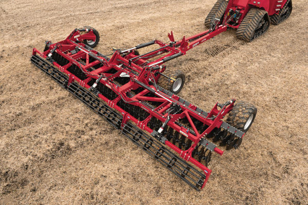 Case IH | Speed-Tiller High-Speed Disk | Model 465 for sale at Red Power Team, Iowa