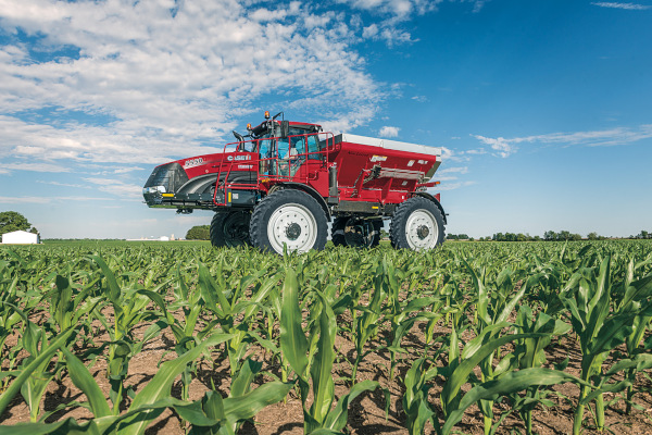 Case IH | Application Equipment | Trident™ Combination Applicator for sale at Red Power Team, Iowa