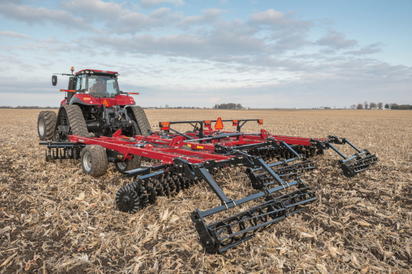 Case IH | Vertical Tillage | Model True-Tandem™ 335 Barracuda for sale at Red Power Team, Iowa