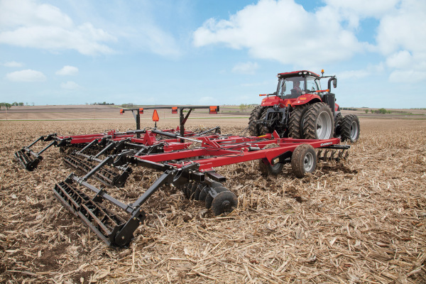 Case IH | Tillage | True-Tandem™ Disk Harrows for sale at Red Power Team, Iowa