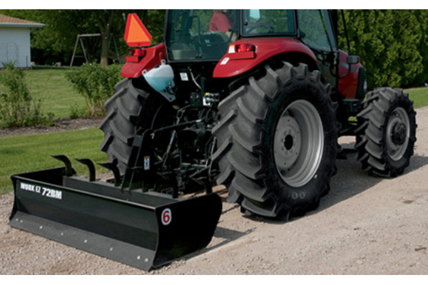 Case IH | Blades | Model Work EZ® Box Blades for sale at Red Power Team, Iowa
