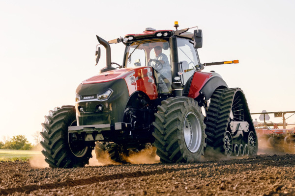 Case IH | AFS Connect™ Magnum™ Series | Model AFS Connect Magnum™ 400 for sale at Red Power Team, Iowa