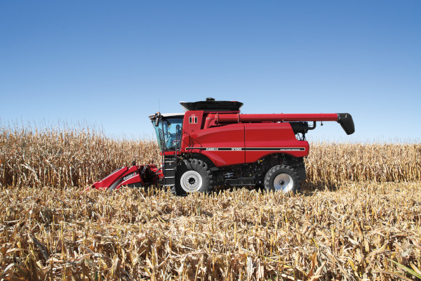 Case IH | Axial-Flow® 150 Series Combines | Model Axial-Flow 5150 for sale at Red Power Team, Iowa