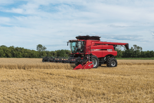 Case IH | Harvesting Equipment | Axial-Flow® Combines for sale at Red Power Team, Iowa