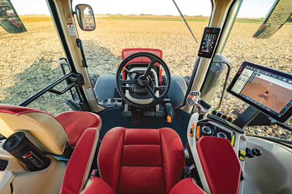 Case IH | AFS Connect™ Magnum™ Series | Model AFS Connect Magnum™ 200 for sale at Red Power Team, Iowa