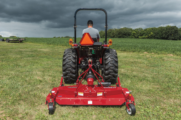 Case IH | Tractor Attachments & Implements | Finish Mowers for sale at Red Power Team, Iowa