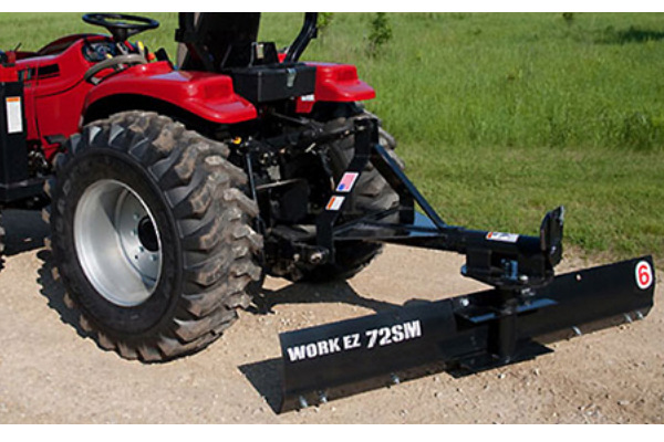 Case IH | Blades | Model Work EZ® rear blades for sale at Red Power Team, Iowa
