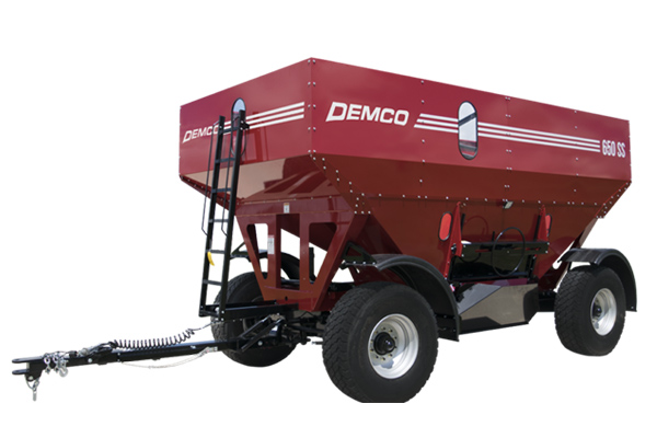 Demco | Grain Wagons | Model 650 SS for sale at Red Power Team, Iowa