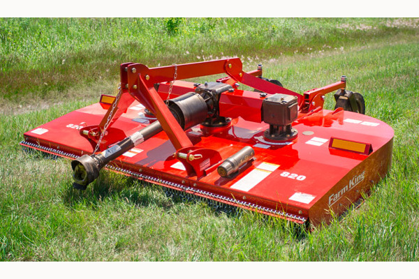 Farm King | Twin Spindle Rotary Cutter | Model 820 for sale at Red Power Team, Iowa