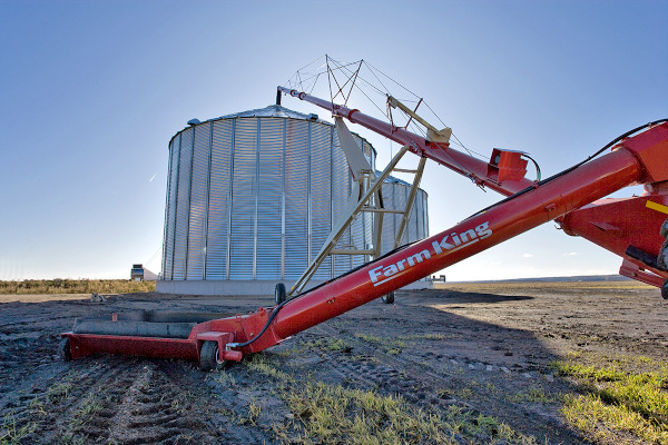 Farm King | BackSaver Auger | Model 1395 for sale at Red Power Team, Iowa