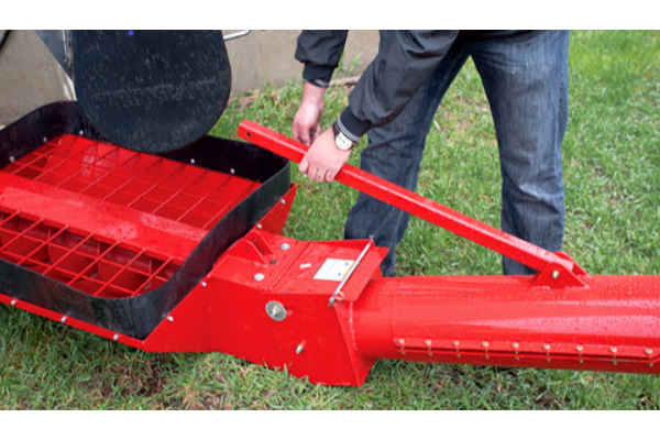 Farm King | Augers | Bolt-On Hopper for sale at Red Power Team, Iowa