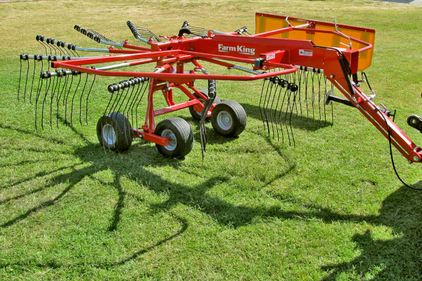 Farm King | Hay Tools | Rotary Rake for sale at Red Power Team, Iowa