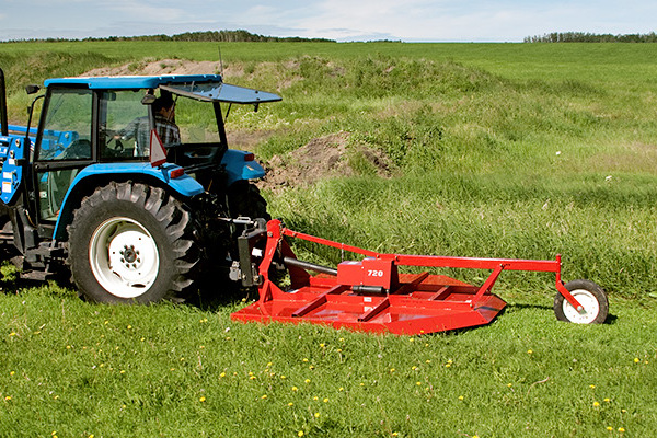 Farm King Series II Model 720 for sale at Red Power Team, Iowa