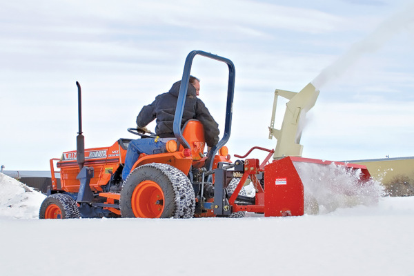 Farm King | Landscaping Equipment | Snowblower for sale at Red Power Team, Iowa