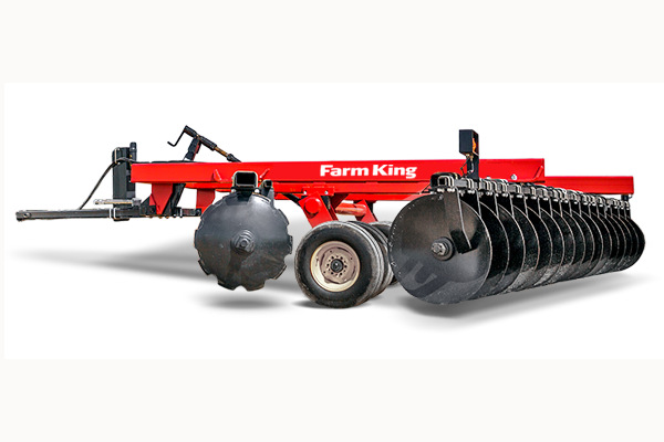 Farm King | Tillage | Offset Disc for sale at Red Power Team, Iowa