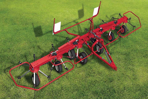 H&S | Tedders | RTG6 Rotary Tedder for sale at Red Power Team, Iowa