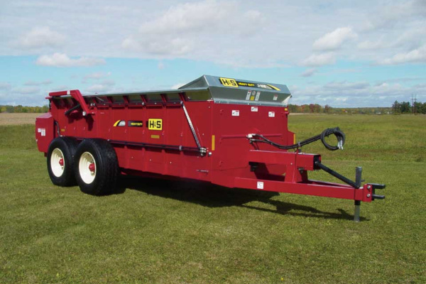H&S | Heavy Duty Manure Spreaders | Model Model 3166 for sale at Red Power Team, Iowa