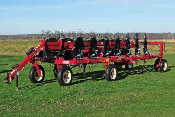 H&S | Rakes | 5100 Series Hi-Capacity Rakes for sale at Red Power Team, Iowa