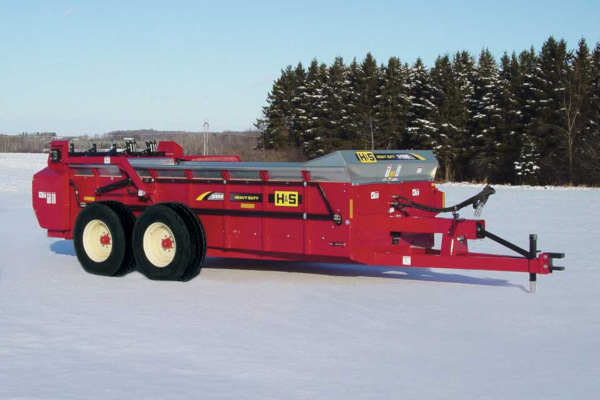 H&S | Heavy Duty Manure Spreaders | Model Model 3156 for sale at Red Power Team, Iowa