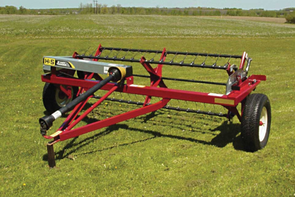H&S | Tedders | HT8 Hay Tedder for sale at Red Power Team, Iowa