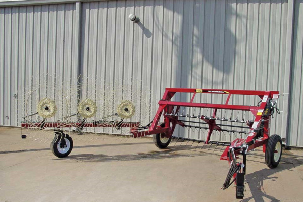 H&S Hay Machine II for sale at Red Power Team, Iowa
